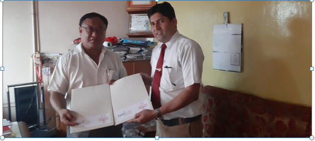 ज्योति लाईफ इन्स्योरेन्समा आवद्ध सबैले लुम्बिनी हस्पिटलमा विषेश छुट पाउने