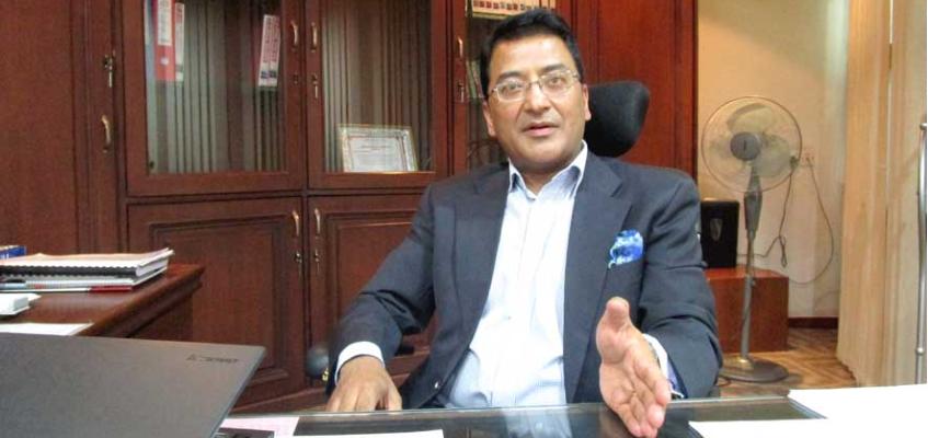 सनराइज बैंकको प्रमुख कार्यकारी अधिकृतमा निरज कुमार श्रेष्ठ नियुक्त
