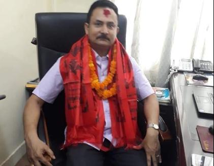 सहयोगी विकास बैंकको कामु सीईओमा सुन्दर खड्का नियुक्त