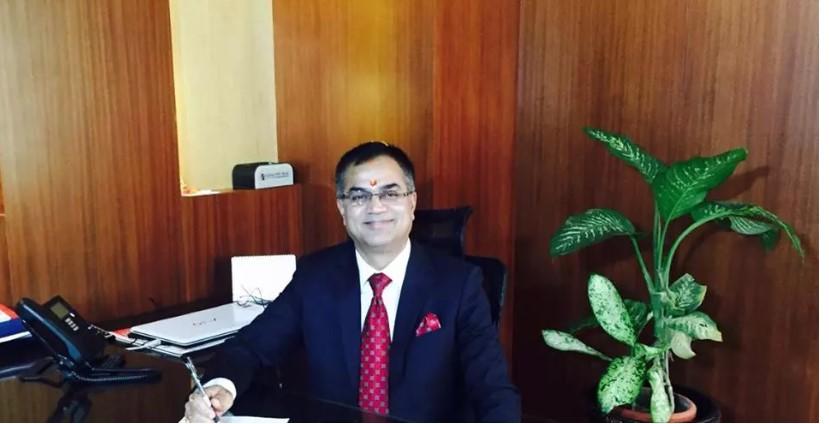 सनराइज बैंकको प्रमुख कार्यकारी अधिकृतमा पौड्याल