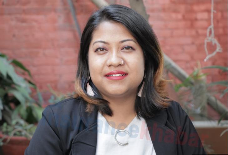 वास्तविक महिलाहरुको उपस्थिती बजारमा अझै पूर्ण रुपमा छैन : संरक्षणा चौधरी