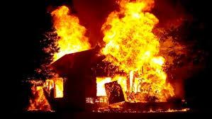 बैंकर रामको घर आगो लागेर ध्वस्त, बीमा नगर्दा पछुतो