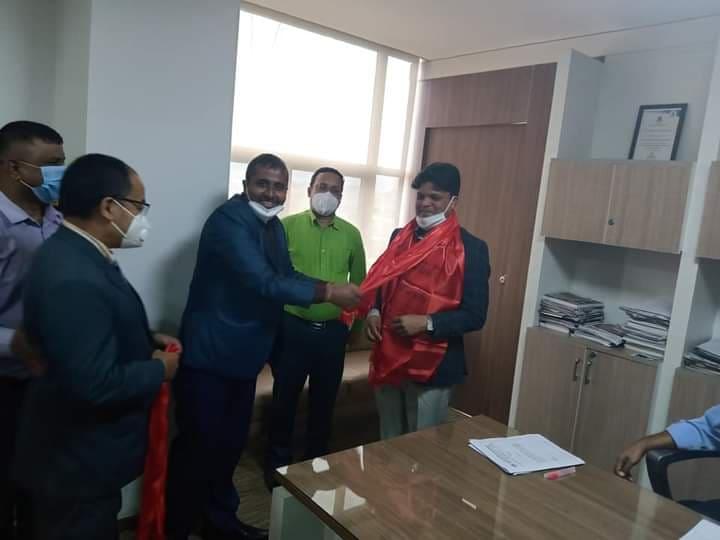 यूनियन लाइफ इन्स्योरेन्स कम्पनीको मार्केटिङ प्रमुखमा माधव शर्मा नियुक्त