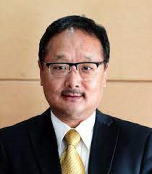 एभरेष्ट बैंकको प्रमुख कार्यकारी अधिकृतमा सुदेश खालिङ