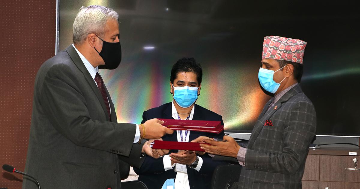 नेपाल सरकार र विश्व बैंकबीच पाँच अर्ब ८७ करोड बराबरको सहुलियतपूर्ण ऋण सम्झौता